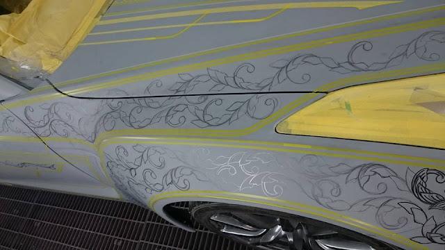 Mobil Batik Japan