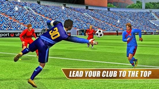 5 Game Sepak Bola Paling Keren di Android