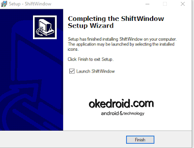 Launch ShiftWindow
