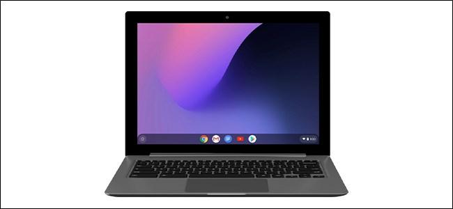 محاكي Chromebook بدون نص