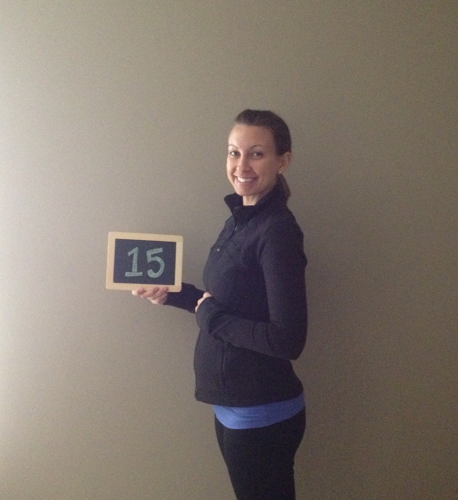 We plan on having several kiddos and I want a place to record/ compare for  all our little nuggets! 15 weeks 2 days ...