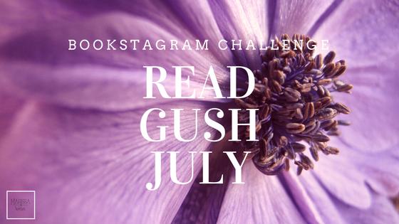 Read Gush July - An Instagram challenge