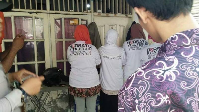 Polisi amankan warga yang intimidasi pemilih di Pilgub DKI
