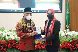 Murad Ismail Canangkan Gerak Bersama (GB) Maluku Lawan Kekerasan 2021