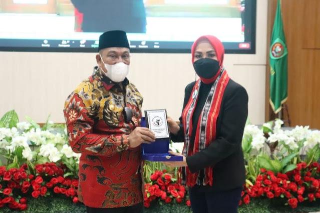 Murad Ismail Canangkan Gerak Bersama (GB) Maluku Lawan Kekerasan 2021.lelemuku.com.jpg