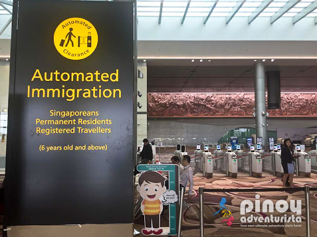 Changi T4 Airport Photos
