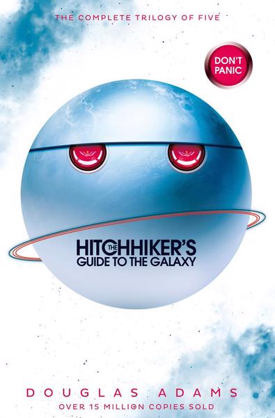 Books like The Hitchhiker's Guide To The Galaxy