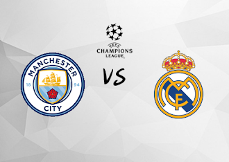 Manchester City vs Real Madrid  Resumen y Partido Completo