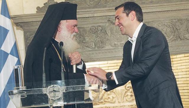 Συνεχίζει να «ψηφίζει» Τσίπρα ο Ιερώνυμος