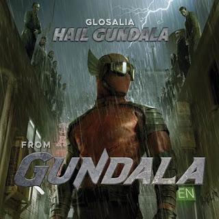 Glosalia Hail Gundala