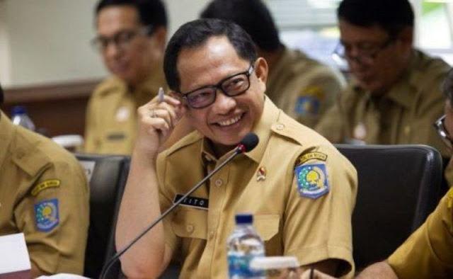 Pasrah dan Percaya Virus Corona akan Melemah Sendiri, Tito Karnavian: Tuhan yang Bisa Menyelesaikan