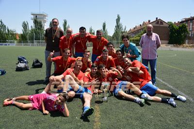 Mundialito Fútbol Aranjuez