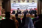 SK Lambat Keluar, Rahmat Sjamsu Alam Resmi Jabat Wakil Ketua II DPRD Parepare