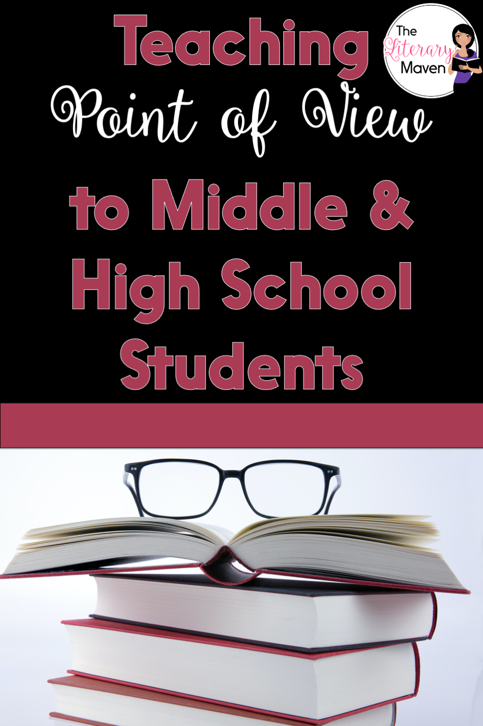 Use these ideas for teaching point of view to middle and high school students with any short story, novel, or drama.