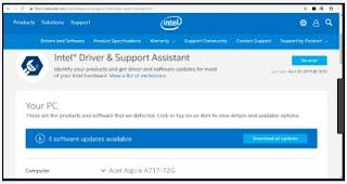 أداة تحديث برامج انتل Intel %D8%AA%D8%AD%D9%85%D