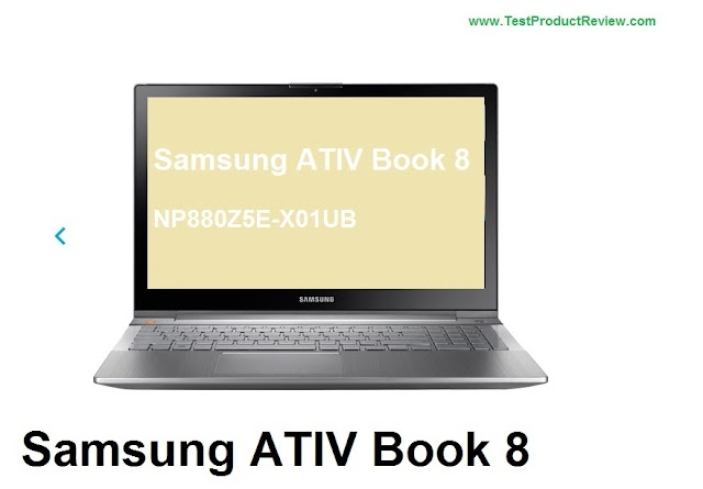 Samsung ATIV Book 8 NP880Z5E-X01UB touchscreen laptop review