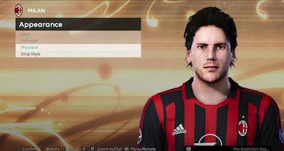 PES 2021 Faces Yoann Gourcuff by Galvarinoantinanco