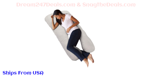 KINGSO Pregnancy Pillow 30% OFF