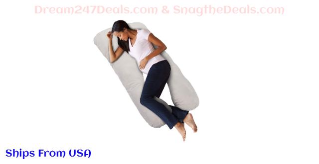 KINGSO Pregnancy Pillow 30% OFF