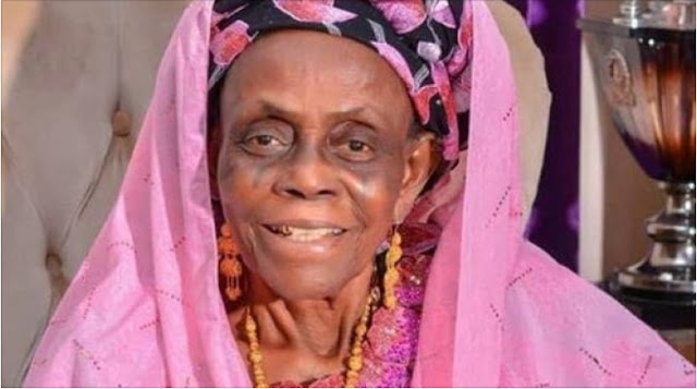 Yahaya Bello is 44, mom dies at 101 — did she have him at 57?