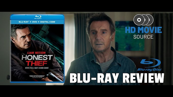 Honest Thief (2020) Blu-ray Review: The Basics