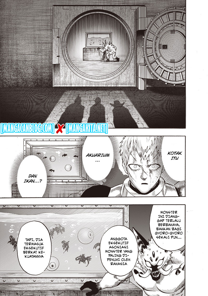 Onepunch-Man: Chapter 164 - Page 14