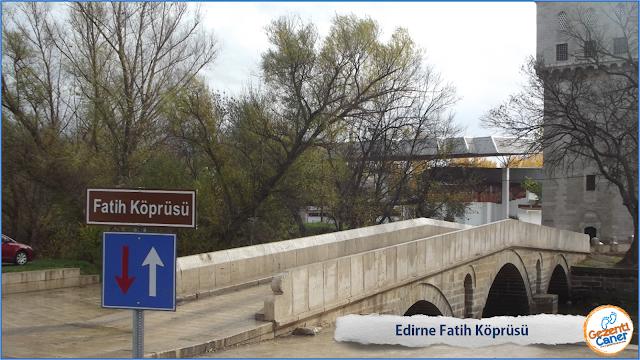 Edirne-Fatih-Koprusu