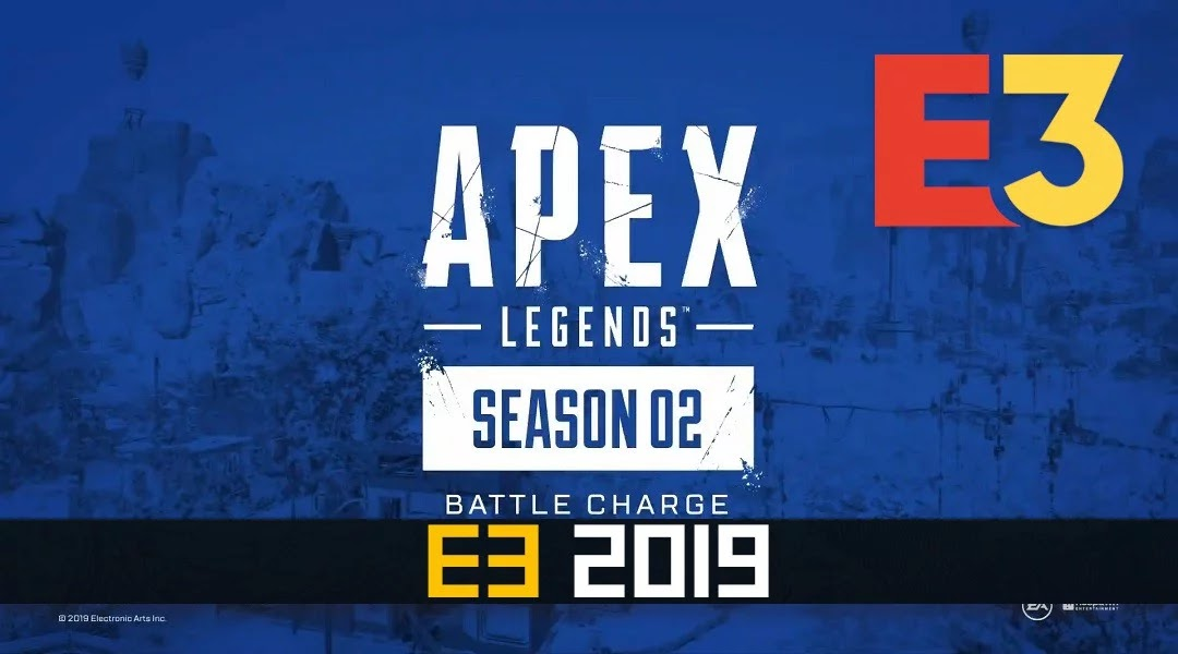 Apex Legends Season 2 Announcement
