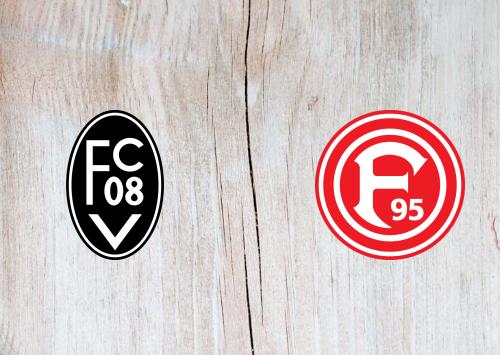 Villingen vs Fortuna Düsseldorf -Highlights 10 August 2019