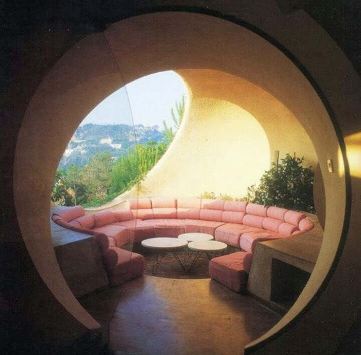 Moon to Moon: Conversation Pits...