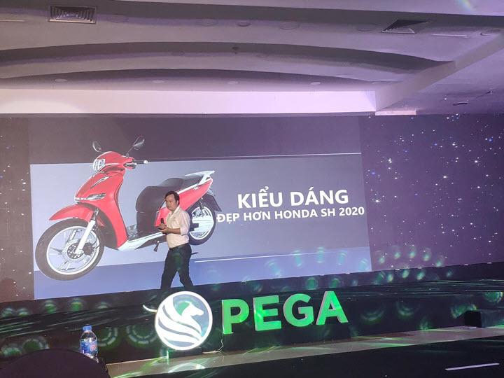 PEGA âm thầm đổi tên eSH thành ESP nhưng vẫn sót, tưởng thôi nhái Honda mà không phải vậy
