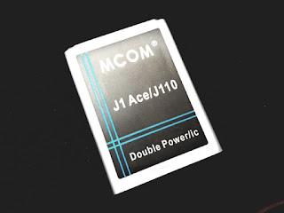 Baterai Handphone Samsung J1 Ace J110 S4 Mini i9190 Double Power IC Protection