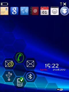 skin vhome blackberry s60v3 240x320
