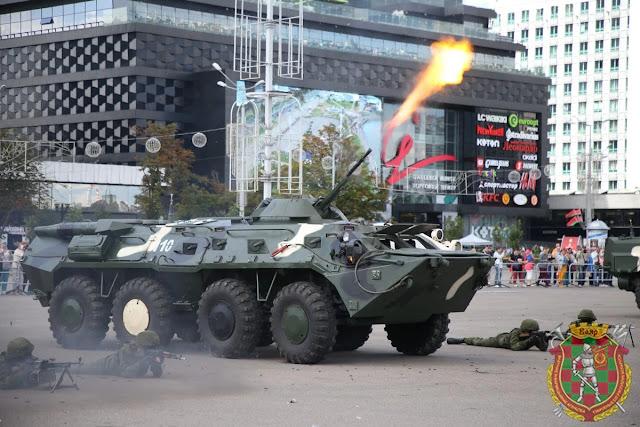 Thiết giáp Belarus