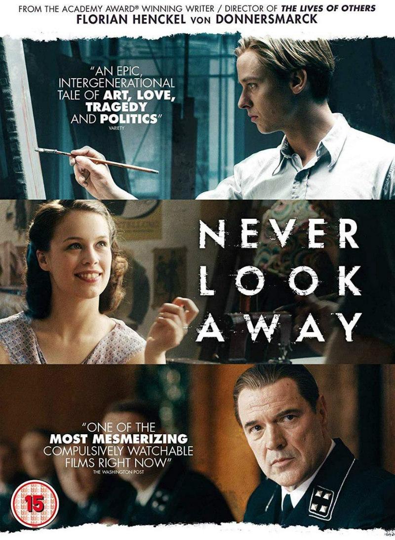 never look away dvd