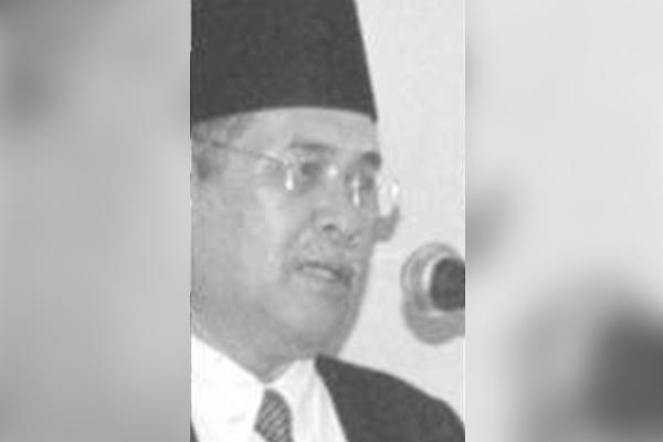 Datuk Dr. Mohammad Yusoff Bin Hussain