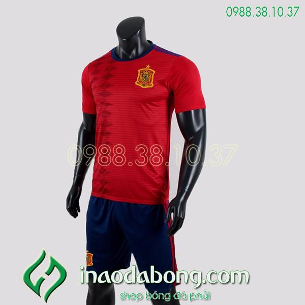 Áo bóng đá đội tuyển TBN  màu đỏ 2020