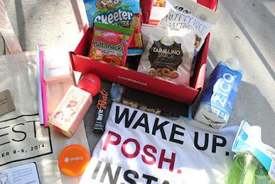 Poshmark Posh Fest 2014 Swag Bag