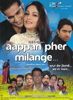 Aappan Pher Milange (2012) Punjabi 720p WEB HDRip 700Mb HEVC ESub x265