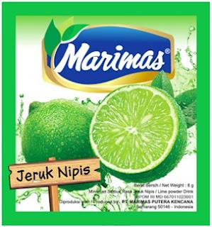 Marimas Jeruk Nipis