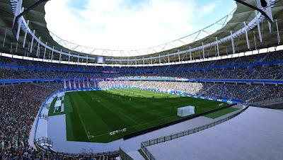 PES 2020 Stadium Estádio Fonte Nova