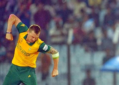 Dale Steyn's last over against New Zealand 7 needed T20 world cup 2014.