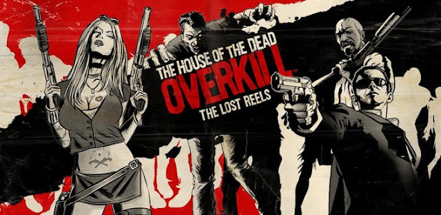 Game: The HOUSE OF THE DEAD OVERKILL LR Unlimited PURCHASE APK + DATA Direct Link