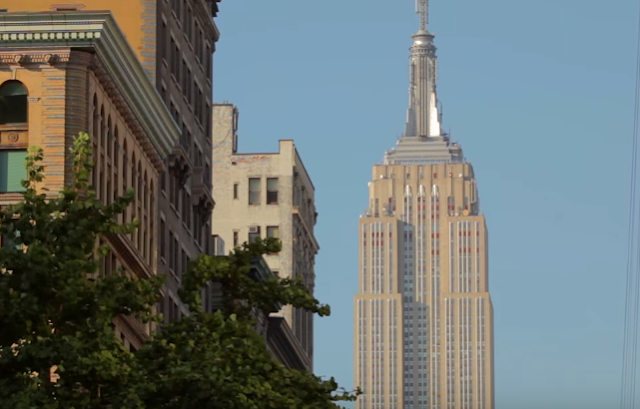 Empire State Building, Tourist Spot, New York