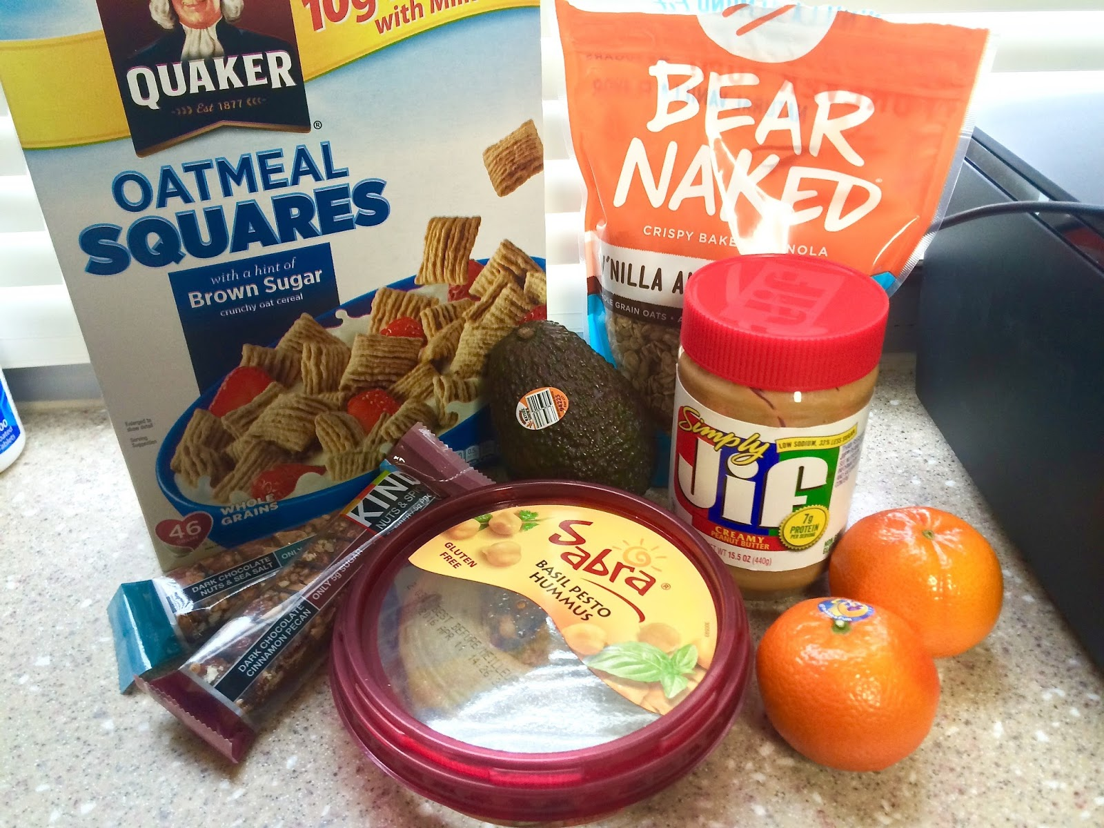 Healthy Dorm Snacks for College Students