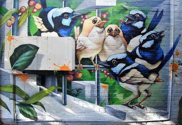 Ultimo Street Art   Peque