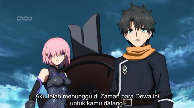Fate/Grand Order: Zettai Majuu Sensen Babylonia Episode 01 Subtitle Indonesia