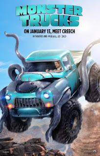 Monster Trucks (2016) TS