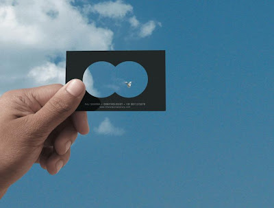 Clever Business Cards and Creative Business Card Designs (15) 15