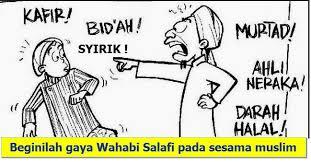 6 Ciri Wahabi